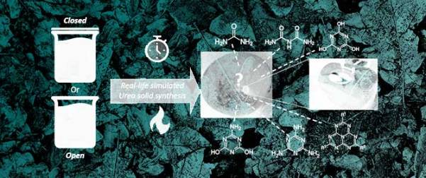An Infrared and Thermal Decomposition Study on Solid Deposits Originating from Heavy-Duty Diesel SCR Urea Injection Fluids