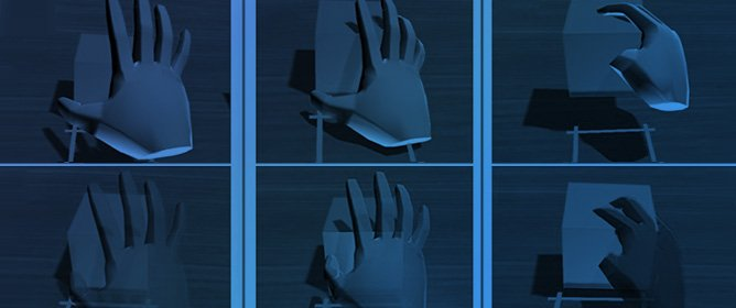 Controller-Free Hand Tracking in VR: Design Elements and Empirical Study