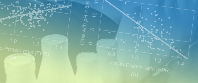 The Milk Fat-to-Protein Ratio as Indicator for the Ruminal pH
