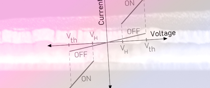 Unusual Volatile/Non-Volatile Resistive Switching in HfO<sub>2</sub>-Based Stacks