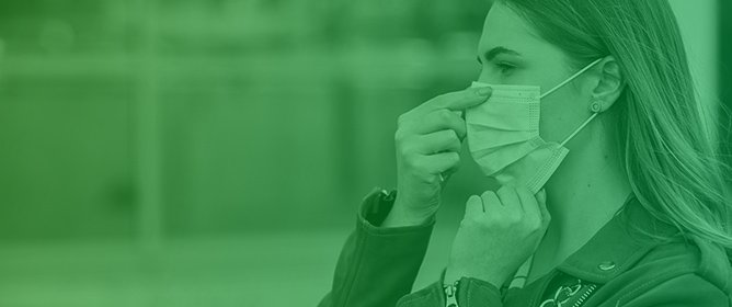 Mask That Covers the Mouth and Nose: Free from Side Effects and Potential Hazards?
