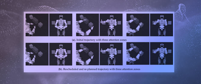 Scheduling and Path-Planning for Operator Oversight of Multiple Robots