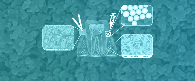 Biopolymers Hybrid Particles Used in Dentistry