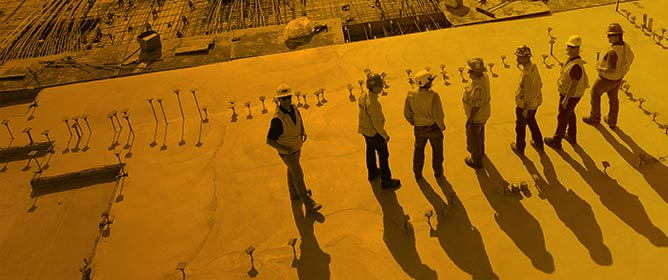 Construction Site Utilization Planning: A Process Based upon Industry Best Practices