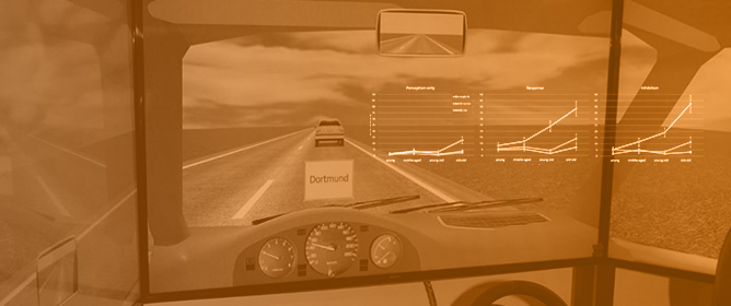 Distraction in the Driving Simulator: An Event-Related Potential (ERP) Study with Young, Middle-Aged, and Older Drivers