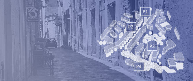 Greening Scenarios and Outdoor Thermal Comfort in Neighbourhoods of Lecce (Southern Italy)