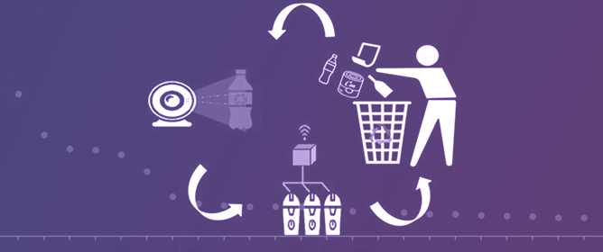 Smart Trash Bin Model Design and Future for Smart City